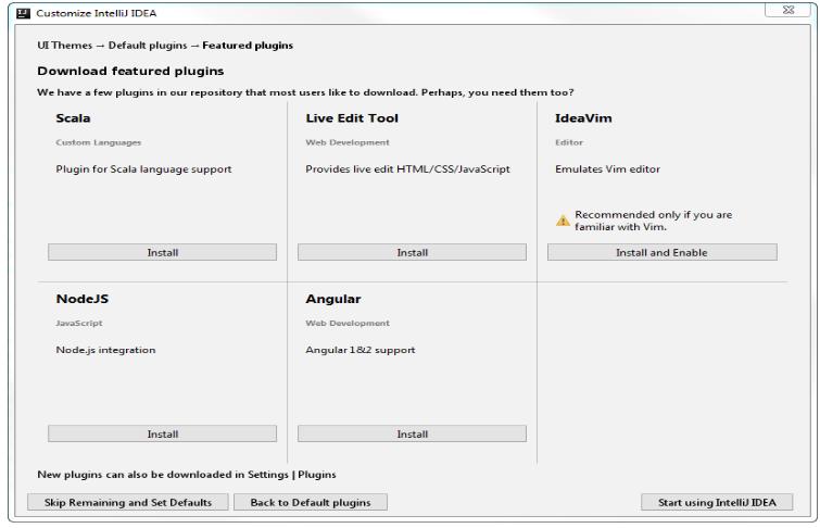 IntelliJ IDEA 安装 下载并安装其他的 IntelliJ IDEA 插件