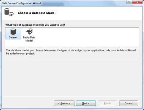 数据库模型